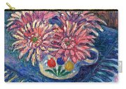Cup Of Flowers Carry-all Pouch