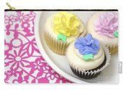 Cupcakes On A Plate Carry-all Pouch