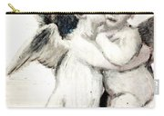 Cupid And Psyche By William Bouguereau Carry-all Pouch