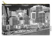 Cupids Span Embarcadero At Folsom St Rincon Park Sanfrancisco Carry-all Pouch