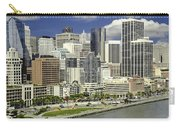 Cupid's Span Waterfront San Francisco Carry-all Pouch