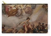 Cupola Painting - Washington Dc Carry-all Pouch