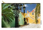 Curacao Colorful Architecture Carry-all Pouch