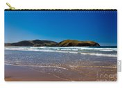 Curio Bay On South Coast Of New Zealand South Island Carry-all Pouch