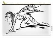 Curious Fairy 1 Carry-all Pouch