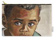Curious Little Boy Carry-all Pouch