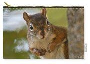 Curious Squirrel Carry-all Pouch