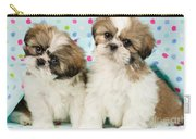 Curious Twins Carry-all Pouch by Greg Cuddiford