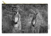 Curious Wallabies Carry-all Pouch