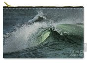 Curl Of The Wave Carry-all Pouch