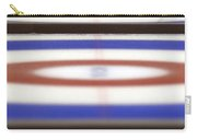 Curling Rocks On Ice Carry-all Pouch