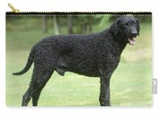 Curly-coated Retriever Carry-all Pouch