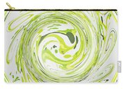 Curly Greens II Carry-all Pouch