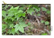 Currant Flower Carry-all Pouch