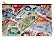 Currencies Carry-all Pouch