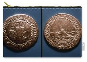 Currency: U.s. Coin, 1787 Carry-all Pouch