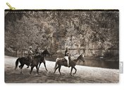 Current River Horses Carry-all Pouch