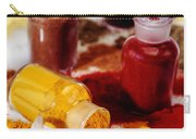 Curry Powder Carry-all Pouch
