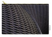 Curved Lattice Structure  Carry-all Pouch