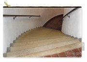 Curved Stairway At Brandywine River Museum Carry-all Pouch