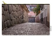 Cusco City Street Carry-all Pouch