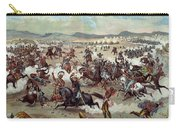 Custer's Last Charge Carry-all Pouch