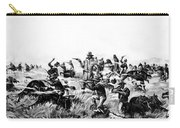 Custer's Last Fight, 1876 Carry-all Pouch