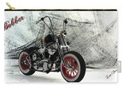 Custom Bobber Carry-all Pouch