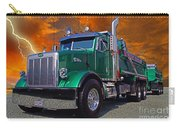 Custom Gravel Truck Catr0278-12 Carry-all Pouch