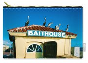 Customers At The Baitshop Carry-all Pouch