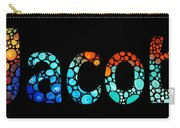 Customized Baby Kids Adults Pets Names - Jacob 3 Name Carry-all Pouch