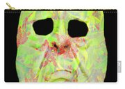 Cut Out Mask Carry-all Pouch