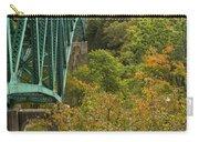 Cut River Bridge 1 A Carry-all Pouch