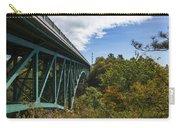 Cut River Bridge 1 C Carry-all Pouch