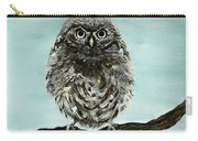 Cute Baby Owl Carry-all Pouch