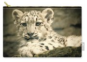 Cute Snow Cub Carry-all Pouch