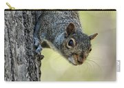 Cute Squirrel  Dare Me Carry-all Pouch