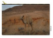 Cute Young Camel Desert Sinai Egypt Carry-all Pouch