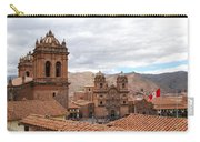 Cuzco Plaza Del Armas Carry-all Pouch