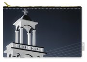 Cyclades Greece - Andros Island Church Carry-all Pouch