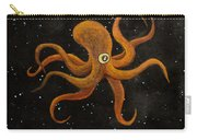 Cycloptopus Black Carry-all Pouch