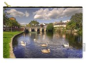 Cygnets At Christchurch  Carry-all Pouch