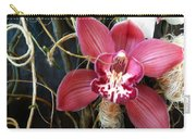 Cymbidium Flower Carry-all Pouch