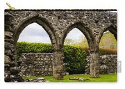 Cymer Abbey Snowdonia Carry-all Pouch