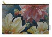 Cynthia's Dahlias Carry-all Pouch