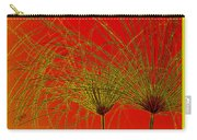 Cyperus Papyrus Abstract Carry-all Pouch
