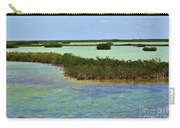 mangrove islands Florida Keys  Carry-all Pouch