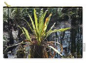 Cypress Knees And Ferns Carry-all Pouch