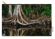 Cypress Roots Carry-all Pouch