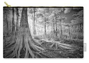 Cypress Roots In Big Cypress Carry-all Pouch